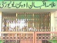 Allama Iqbal Open University (AIOU) to organize Pakistan Day cele ..