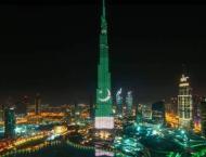 United Arab Emirates celebrates Pakistan day