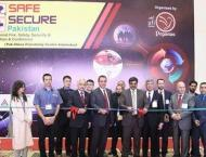 """International """"Safe and Secure Pakistan"""" exhibition on March 27"""