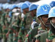 UN completes its mission in Liberia; Pakistani peacekeepers work  ..