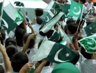 Paksitan Day celebrated with national Zeal in Balochistan