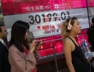 Hong Kong, Shanghai stocks dive on US-China trade war fears