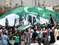 Pakistan Day observed in Jhang