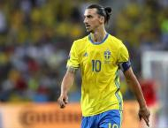 'He can call us': Sweden cool on Ibrahimovic's World Cup hopes