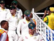 Australia complain over fans' 'disgraceful' abuse of players