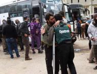 Syria rebels prepare to quit penultimate pocket of Ghouta