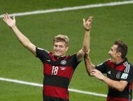 Brazil are 'two grades' better than 2014 - Kroos