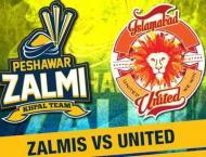 PSL Final Peshawar Zalmi vs Islamabad United LIVE Streaming 25 Ma ..