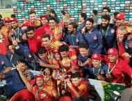 Islamabad United crowned champions of PSL 2018