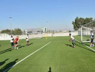 Dubai's young talents get lessons from Barcelona's goalkeepin ..