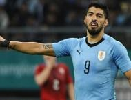 Uruguay win China Cup with 1-0 victory over Wales
