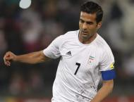 Iran captain 'honoured' to return after ban for playing Israelis