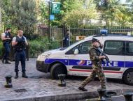 Driver tries to ram soldiers in France: security sources