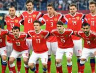 Russia's World Cup team told to avoid 'exotic tea'