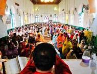 Good Friday celebrated in Bahawalpur