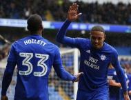 Cardiff close in on Championship top spot