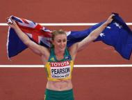 World champ Pearson battles injury to make Games hurdles