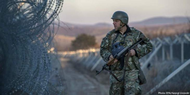 Turkey Detains Two Greek Border Patrol Soldiers - UrduPoint