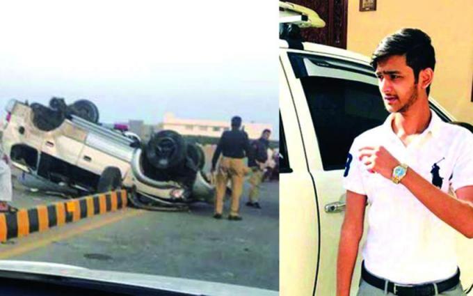Karachi, MPA Rubina Qaimkhani's Only Son Died In Car Crash - UrduPoint