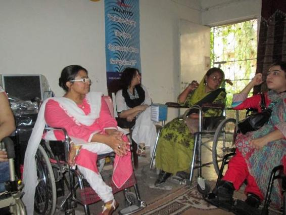 Students With Special Needs Face Double >> Women With Disabilities Face Double Discrimination Urdupoint