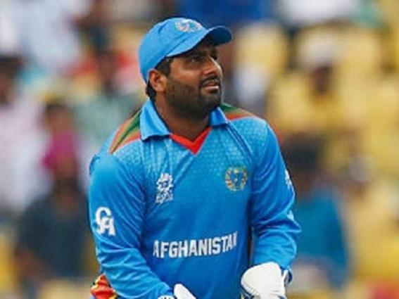 Afghan keeper Mohammad Shahzad suspended for one year