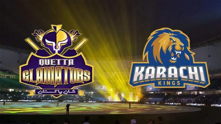 PSL: Quetta Gladiators beat Karachi Kings while Islamabad United defeated Lahore Qalandars