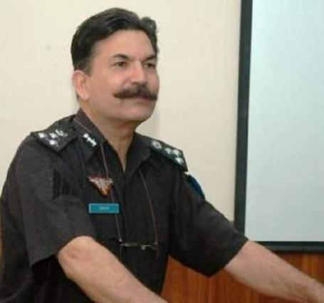 National Highway And Motorway Police Hold Programme :Former