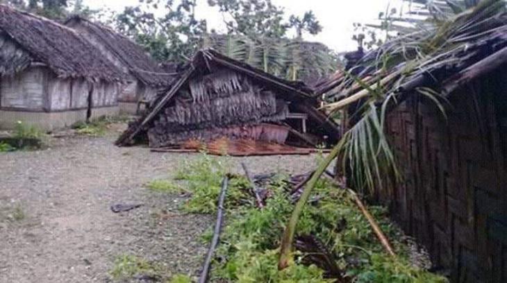 Cyclone Hola kills 1, injures 2 in Vanuatu
