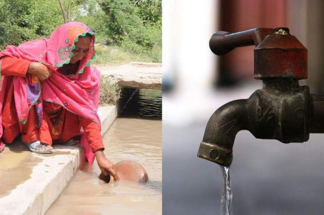 Experts term water security equal to the national security