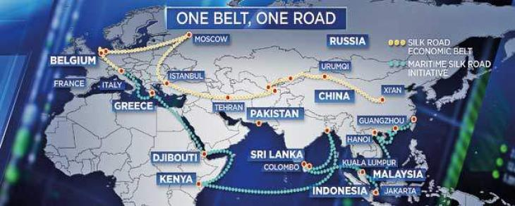 Sri Lanka To Actively Participate In Belt And Road Initiative