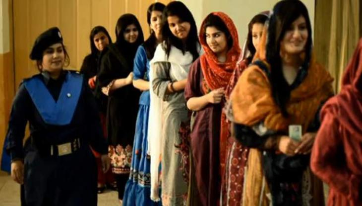 Women to play efficient role towards prosperity of society