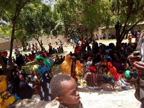 5,000 Ethiopians flee to Kenya after weekend shooting: Red Cross