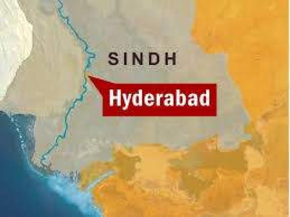 Police catch a minor involved in bike theft in Hyderabad Sindh