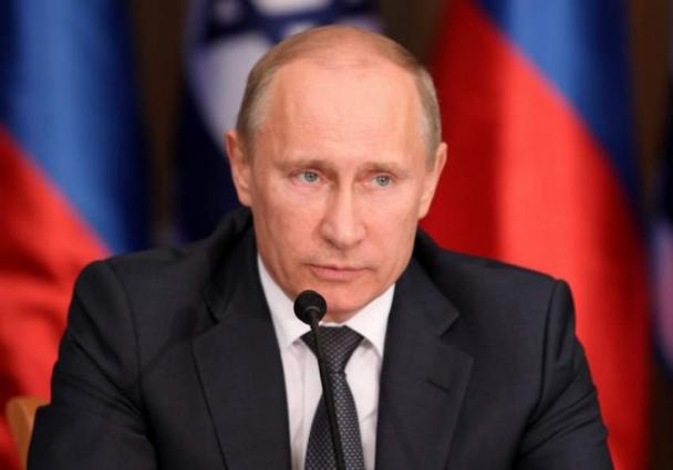 Putin hails Crimea annexation in speech ahead of vote