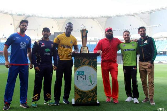 PSL 2018: Foreign players arrive in Lahore for eliminators