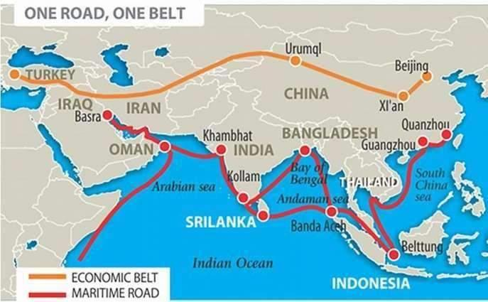 Across China: Business Opportunities Of Belt And Road Light