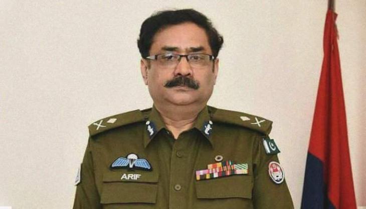 50 inspectors promoted to rank of DSPs: Inspector General of Police Punjab Capt (R) Arif Nawaz Khan