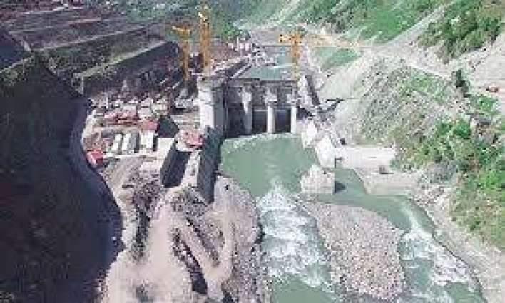 Neelum Jhelum hydropower project's 1st unit to start generation on April13