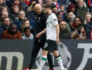 Fresh injury woe hits Lallana's World Cup chances