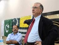 Kashmir dispute an impediment to growth in south Asia: Dr. Ghulam ..