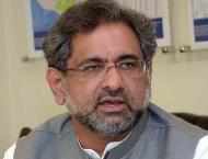 Prime Minister Shahid Khaqan Abbasi urges world to take note of P ..