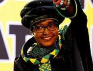 S.Africa celebrates Winnie Mandela after her death at 81