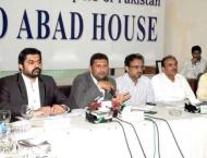 Chairman Association of Builders and Developers of Pakistan congr ..