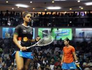 Indian squash queen looks to hit cricket for six