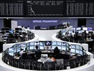 World stocks power higher as trade fears ease