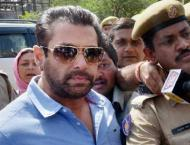 Bollywood hero Salman Khan forced to spend extra day in jail