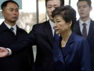 S. Korea ex-president Park convicted of abuse of power, bribery