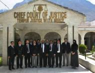 GB chief court disposes over 980 cases in one year