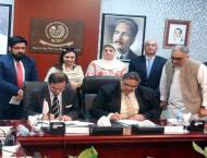 BISP signs MoU with PITB to introduce latest IT services
