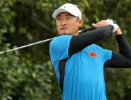 China's Li gets taste of tougher Augusta National